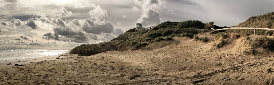 Venus-Bay-beach-and-sand-dune-panorama